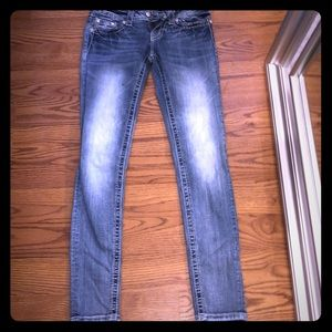 Miss me jeans from buckle size 26 skinny